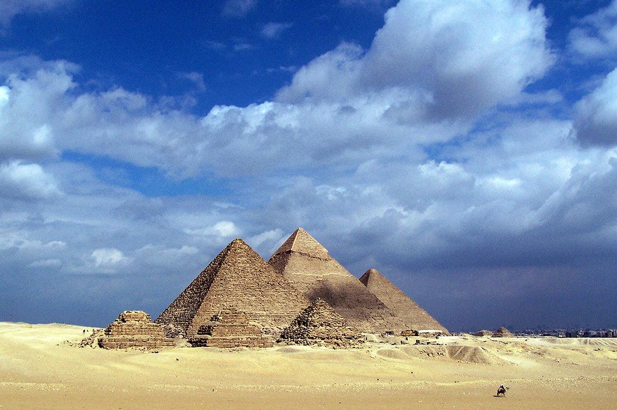 Видео пирамид египет