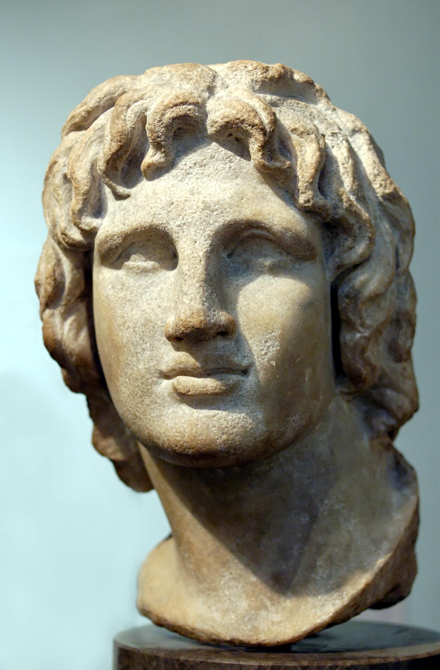 Александр Македонский Александр III Великий  биография