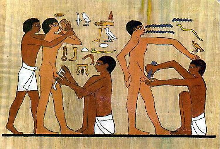 Древнеегипетские боги и богини порнуха