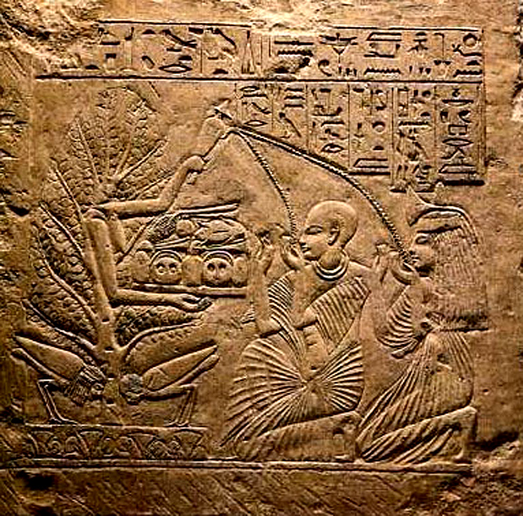 Сексуальность женщины в древнем мире