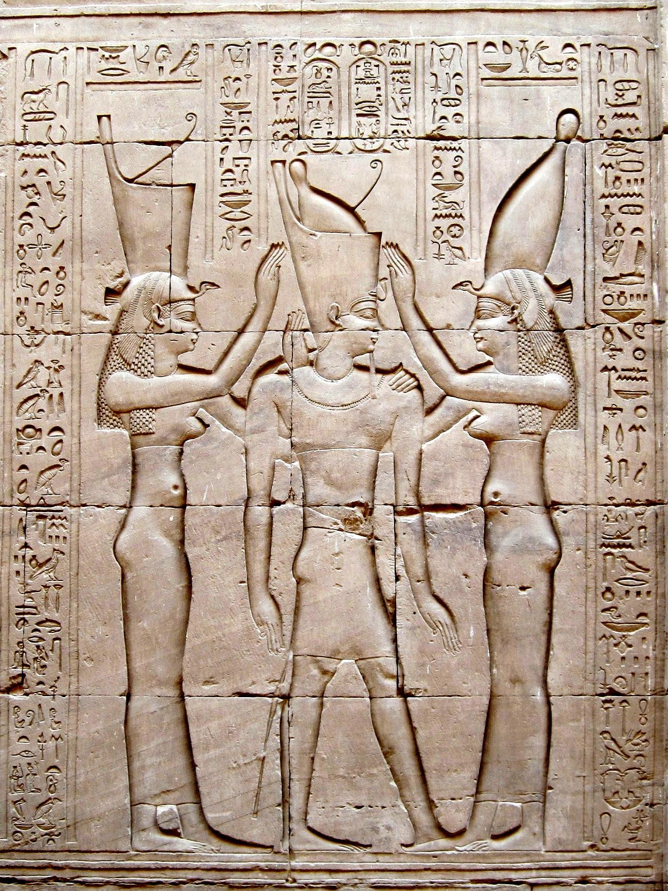 Секс на египетских фресках