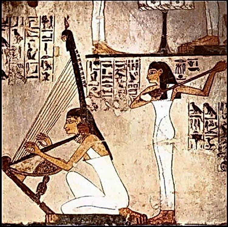 Египетская мелодия скачать