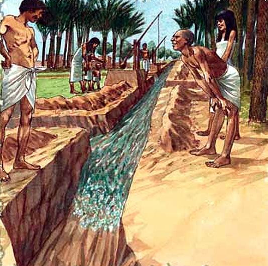 Древний египед секс