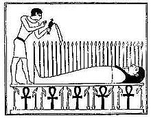 Пшеница из тела Осириса